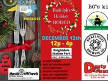 Rudolph Holiday Rodeo