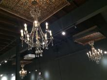 Vita Vite in downtown Raleigh also has an event space in the back.