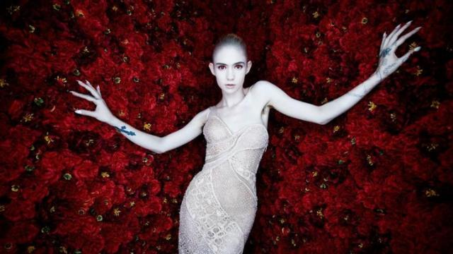 Grimes will play Moogfest 2016 in Durham (Facebook)
