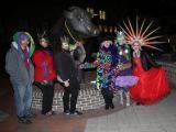 Durham Mardi Gras celebration