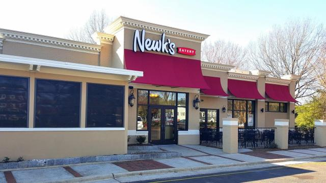 Newk's Eatery in Cary
