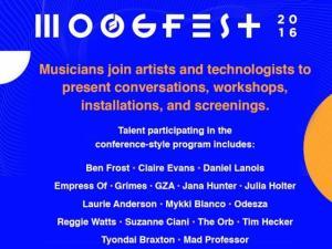 Moogfest 2016