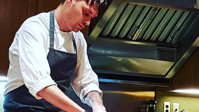 Piedmont Chef Greg Gettles at Southern Season (Image from Southern Season)