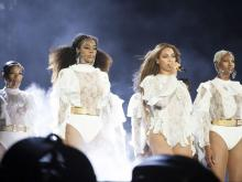 Beyonce brought her Formation World Tour to Carter-Finley Stadium in Raleigh May 3, 2016.