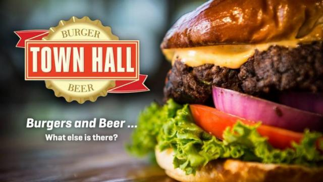 Town Hall Burger and Beer (Facebook)