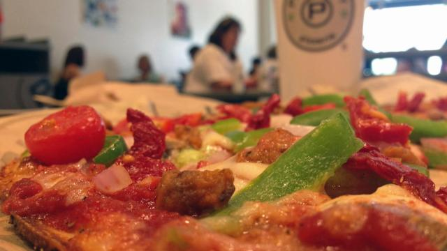 Pieology's soft opening marks only the second North Carolina location for the fast-casual chain based in Tennessee.