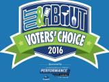 Voters' Choice Awards 2016 logo