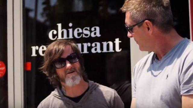 3 Hungry Guys check out Chiesa in Asheville