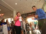 DPAC 3 millionth visitor