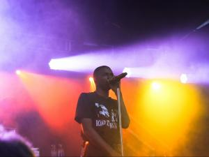 Vince Staples at Hopscotch Music Fest