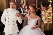 """Aaron Taylor-Johnson and Alicia Vikander in a scene from """"Anna Karenina."""" Costumes from the film will be on display in Biltmore House when """"Designed for Drama: Fashion from the Classics"""" opens on Feb. 10, 2017."""