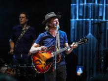 The Lumineers played a sold out show in Cary on Sept. 15 and donated proceeds from the show to the Human Rights Campaign and Equality NC to fight against House Bill 2.