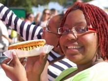 Deep fried snacks and tasty treats await at the North Carolina State Fair.