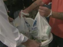 State Fair food drive helps relief hunger
