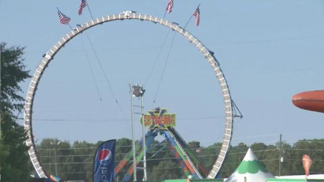 Rides, fun ready for fair visitors