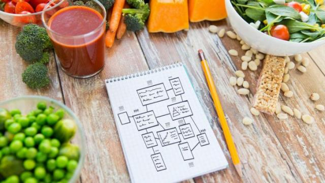 The monotony and tedium of meal planning can lead to eating out too often and health suffering. Find out how we can successfully plan our meals to make healthy eating realistic and sustainable. (Deseret Photo)