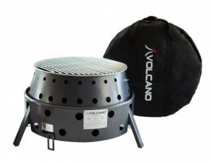 The Volcano 3 is an excellent stove that can be used for backyard grilling or mountain outings. (Deseret Photo)