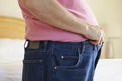 That extra 10 pounds may be around your middle, but it's aging your brain, new research from the University of Cambridge says. The study lends support to earlier findings that suggest being overweight affects blood flow to the brain. (Deseret Photo)