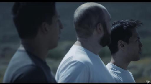 Simply Three consists of Nicholas Villalobos, Zack Clark and Glen McDaniel. (Deseret Photo)