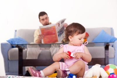 A University of Rochester researcher recently told a gathering of pediatricians that poor parenting practices can be handed down from one generation to the next. (Deseret Photo)