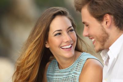 Research shows what a girl does when she's into you. (Deseret Photo)