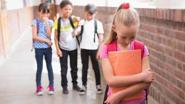 If your child suddenly seems nervous about going to school in the morning, he could be dealing with one of these five things. Find out what they are and what you can do about it. (Deseret Photo)