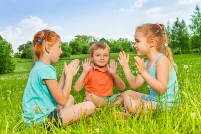 Parents, teaching your children to play nice with others and control their temper should be a top priority, according to a new study by researchers from Harvard University. (Deseret Photo)