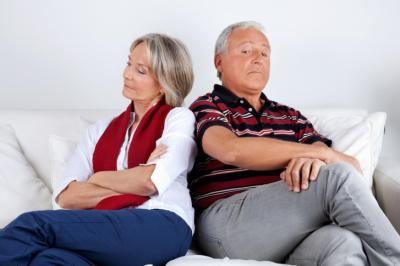 """The number of """"gray divorces"""" continues to rise. As longtime marriages break up, there may be a new financial tool on the horizon, according to Forbes. It's called a """"divorce mortgage,"""" and here's how it works. (Deseret Photo)"""
