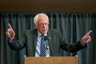 Questions about Bernie Sanders' faith have emerged throughout the 2016 presidential campaign, but the leak of nearly 20,000 Democratic National Committee emails instantly brought the issue back to the forefront this weekend. (Deseret Photo)