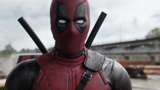 "Ryan Reynolds in ""Deadpool."" (Deseret Photo)"