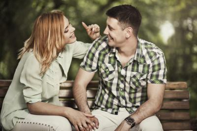 Good guys usually won't try to take control of the girl they love. But it turns out there are 7 things good men won't allow their women to do. (Deseret Photo)