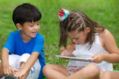 Recent headlines calling screens 'digital heroin' may have scared any parent of a kid with an iPad. But with some thoughtful guidelines, there is no need to fear the gadgets in our kids' lives. (Deseret Photo)