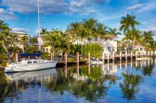 Luxurious yacht and waterfront homes in Fort Lauderdale, Florida (Deseret Photo)