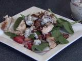 Local Dish: Strawberry Spinach Salad
