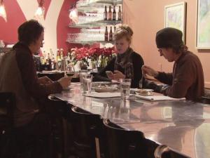 Holiday business is slower this year, the restaurant owner said.