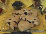 Local Dish: Blueberry scones