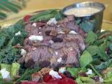 Local Dish: Steak summer salad