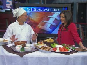 John Beverly, the Slimdown Chef