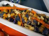 Local Dish: Root veggies and honey