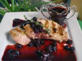 Local Dish: Blueberry BBQ sauce
