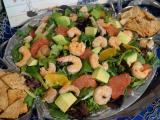 Local Dish: Shrimp citrus salad