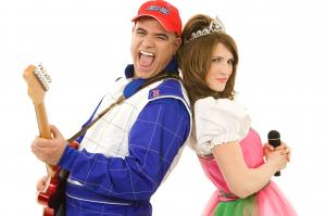 Princess Katie & Racer Steve are ready to rock the DPAC with two shows this Saturday.
