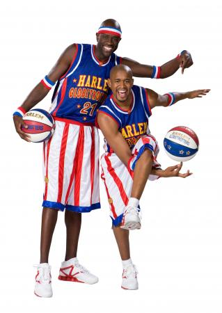 Harlem Globetrotters will perform at the RBC Center on March 5, 2010.