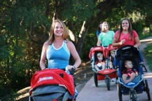 Local mom launches Stroller Strides franchise.