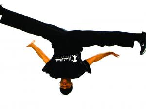 The show Breakin' Backwards will bring hip, break dancing and more to The ArtsCenter in Carrboro on April 10.
