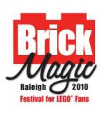 BrickMagic Festival for Lego Lovers