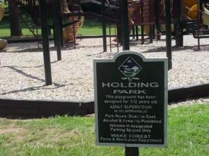 Holding Park