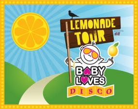 Baby Loves Disco Alex's Lemonade Stand tour will be in Carrboro Nov. 5.