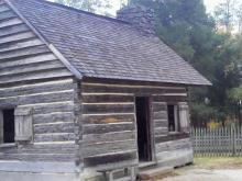Bennett Place is a state historic site in Durham.