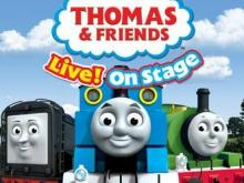 Thomas &amp; Friends Live! On Stage